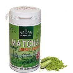Altevita MATCHA energy Booster 80 kapsúl
