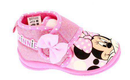 c5721adef606 Disney by Arnetta dívčí bačkůrky Minnie 22 růžová