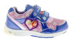Disney by Arnetta tenisice za djevojčice Frozen