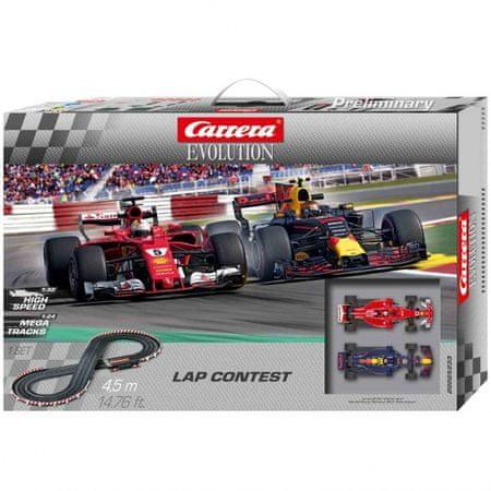 CARRERA Tor wyścigowy EVO 25233 Lap Contest