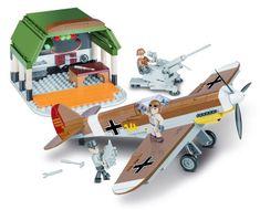 Cobi SMALL ARMY II WW Messerschmitt BF 109 Afrikai küldetés