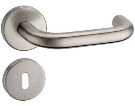 Infinity Line Ultra 500 nerez - klika ke dveřím - pro dózický klíč