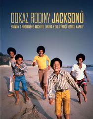 Bronson Fred: Odkaz rodiny Jacksonů - Snímky z rodinného archivu / Kniha k 50. výročí vzniku kapely