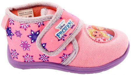 Disney by Arnetta lány házicipő Frozen 20 világos rózsaszín