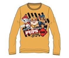 Disney by Arnetta chlapčenské tričko Paw Patrol