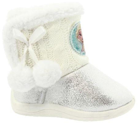 Disney by Arnetta čizme za djevojčice Frozen, bijele, 28