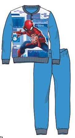 Disney by Arnetta deška pižama Spiderman, 98, svetlo modra