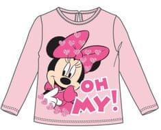 Disney by Arnetta dívčí tričko Minnie