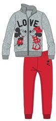 Disney by Arnetta komplet dekliške trenirke Mickey in Minnie