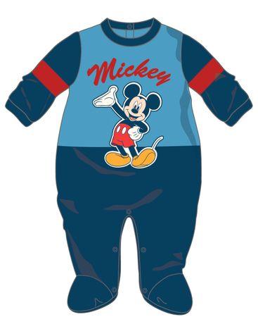 70e38e41365b Disney by Arnetta chlapecký overal Mickey Mouse 62 modrá