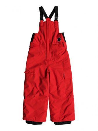 6415569a6fa4 Quiksilver chlapčenské nohavice Boogie Pt K 4 5 červená