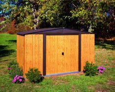 ShelterLogic domek ogrodowy ARROW WOODLAKE 108
