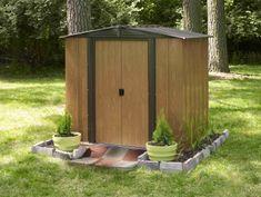 ShelterLogic domek ogrodowy ARROW WOODLAKE 65