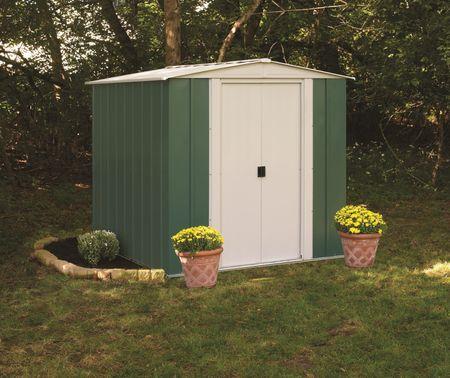 Arrow kerti ház ARROW DRESDEN 86 zöld