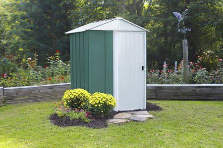 Arrow kerti ház ARROW DRESDEN 54 zöld