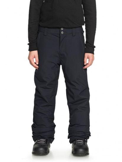 Quiksilver chlapecké kalhoty Estate Pt B XL čierna