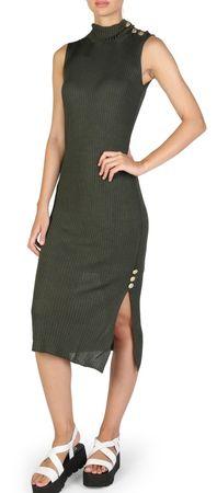 Guess dámské šaty XS zelená