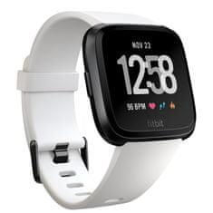Fitbit zegarek Versa - Black / White Aluminum