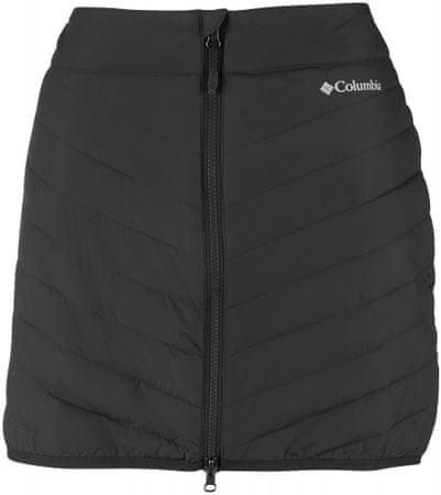 COLUMBIA Powder Lite Skirt Black 2