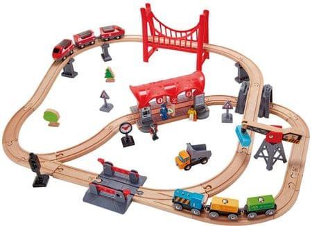 Hape Busy City vasút
