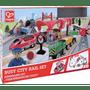 6 - Hape Busy City vasút
