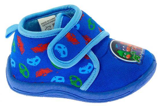 Disney by Arnetta chlapecké bačkůrky PJ Masks 20 modrá