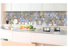 Dimex Fototapeta do kuchyne KI-350-097 Portugalský obklad 60 x 350 cm