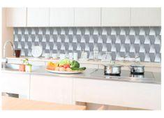 Dimex Fototapeta do kuchyne KI-350-096 3D kocky 60 x 350 cm