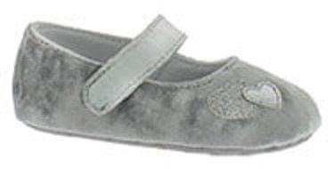 Canguro dívčí capáčky 15 stříbrná