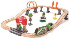 Hape Napelemre működő vasút