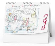 Kalendář stolní žánr. týd. Ruda Pivrnec - Průvodce Rokem 2020