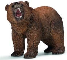 Schleich figurka Niedźwiedź Grizzly 14685