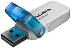Adata 32GB USB 2.0 UV240 (AUV240-32G-RWH)