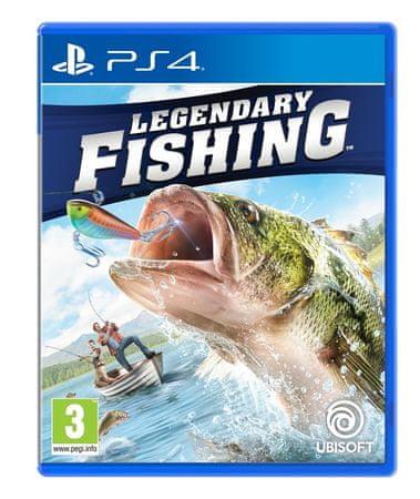 Ubisoft igra Legendary Fishing (PS4)