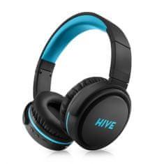 Niceboy słuchawki bezprzewodowe, nauszne HIVE XL