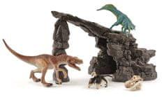 Schleich špilja s dinosaurima 41461