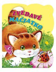 Kozlowska Urszula: Zvedavé mačiatko, 2.vydanie