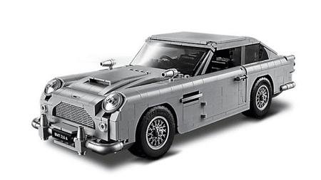 LEGO Creator 10262 Aston Martin 007