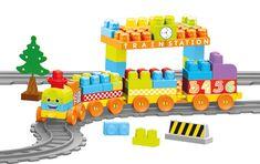 DOLU otroški vlak, 89 kosov