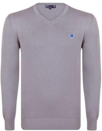 Giorgio Di Mare muški pulover, L, sivi