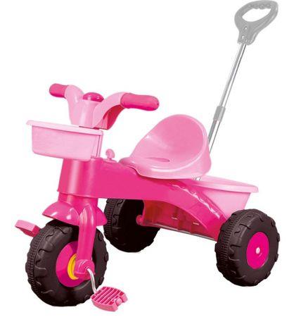 DOLU Az első triciklim, rózsaszín fogantyúval
