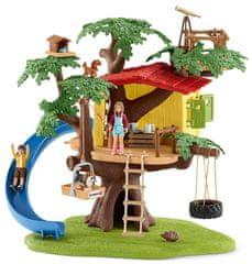 Schleich Dom Przygód na drzewie 42408