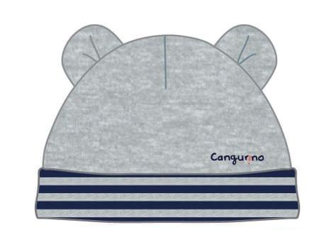 Cangurino fantovska kapa, 36, siva
