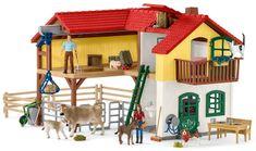 Schleich velika kuća na farmi 42407