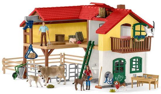 Schleich Veľký dom na farme 42407