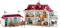 Schleich velika kuća sa stajom i dodacima 42416