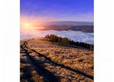 Dimex Fototapeta MS-3-0063 Východ slnka v horách 225 x 250 cm