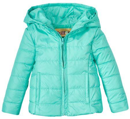 Garnamama otroška jakna z nahrbtnikom, 134, turkizna