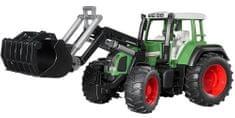 BRUDER Farmer - traktor Fendt Favorit 926 Vario s predným nakladačom