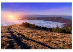 Dimex Fototapeta MS-5-0063 Východ slnka v horách 375 x 250 cm
